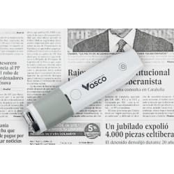 "Vasco Traveler Premium (7"") mit Scanner"