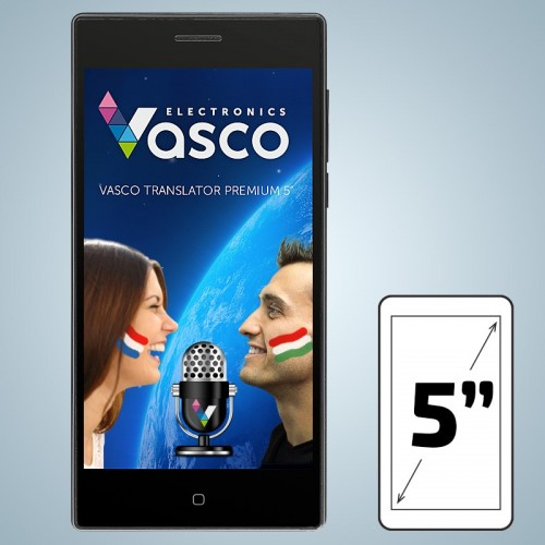 Vasco Translator Premium 5""