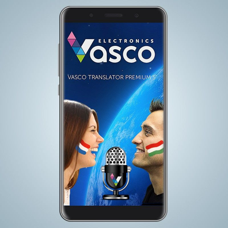"Vasco Translator Premium (5"")"
