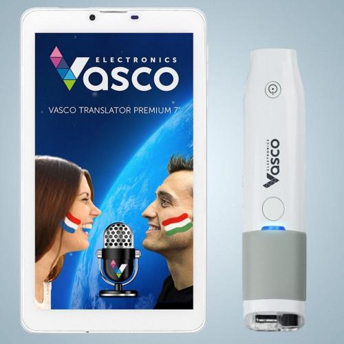 "Vasco Translator Premium (7"") mit Scanner"