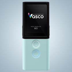 Vasco M3 - Farbe Mint Leaf
